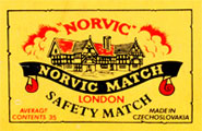 NORVIC MATCHES